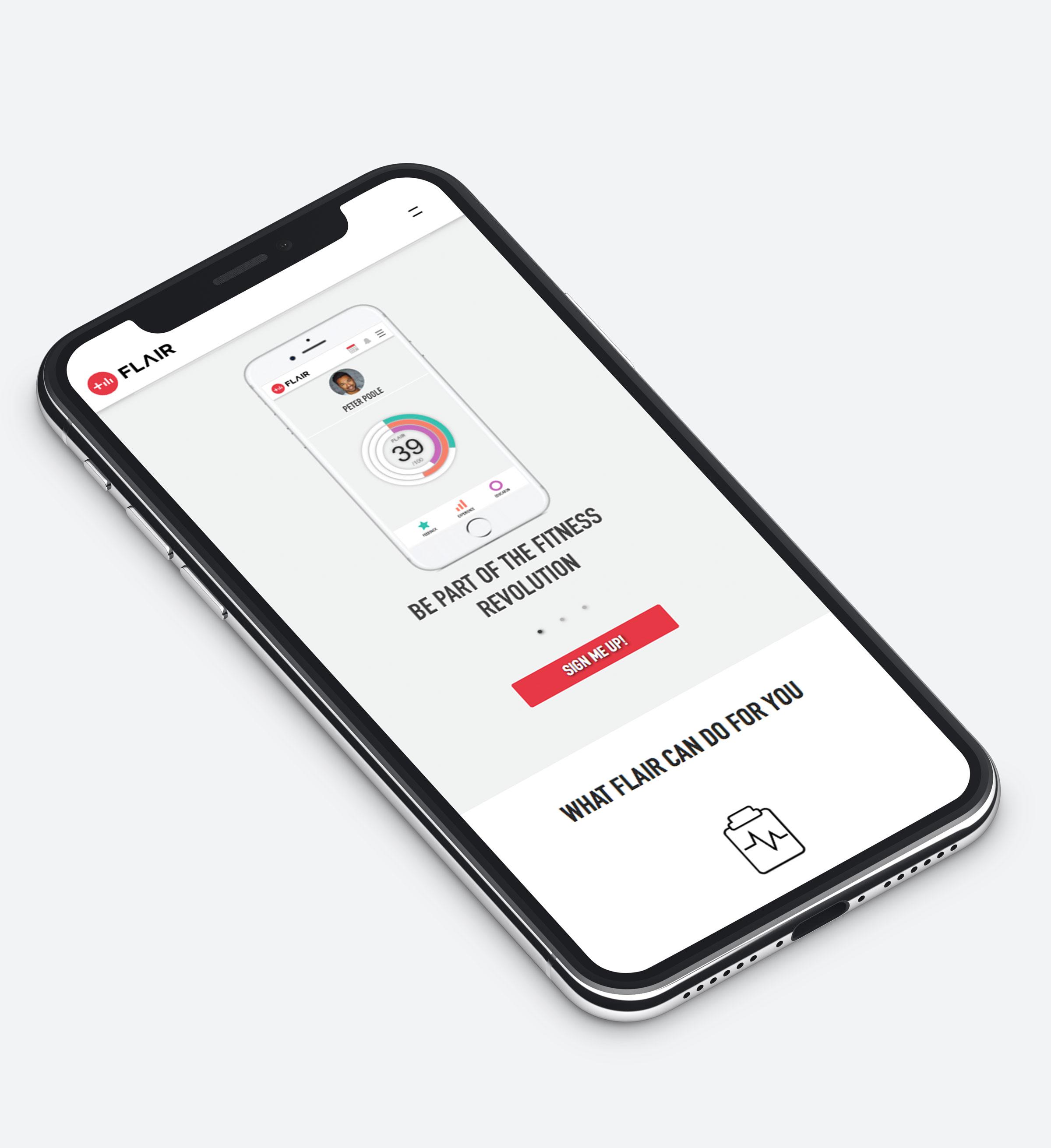 flair app