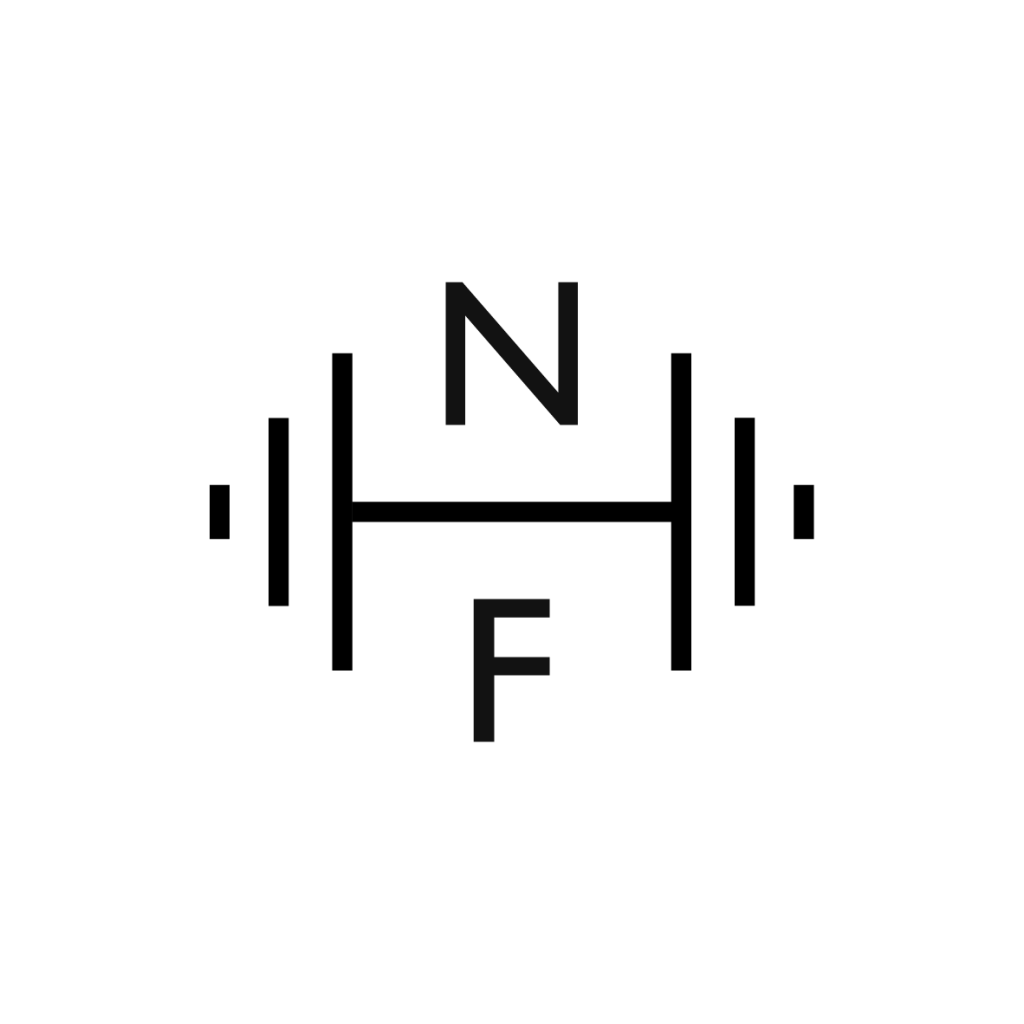 Norfolk Health & Fitness logo