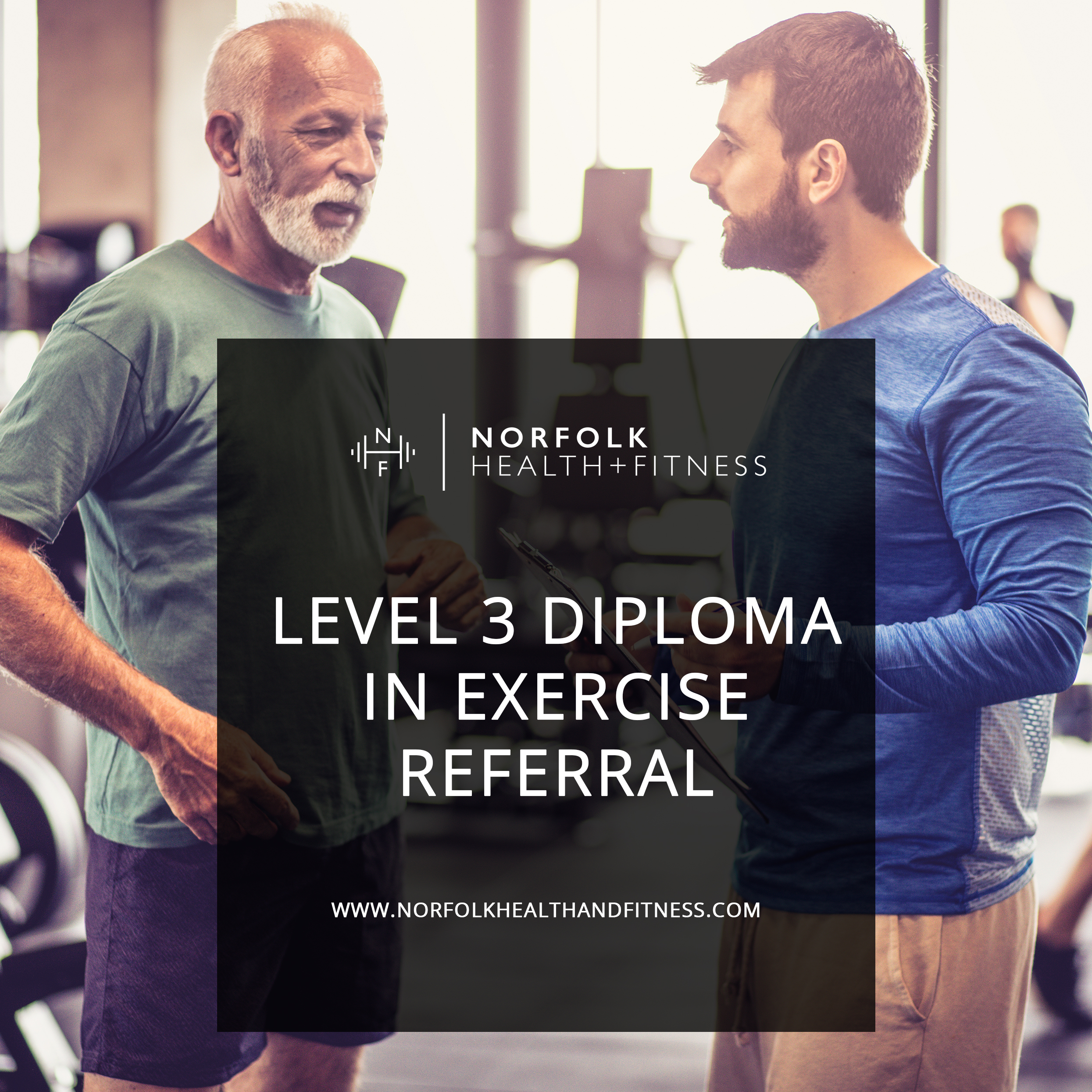 EXERCISE REFERAL;